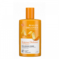 Avalon Organics Intense Defense with Vitamin C Balancing Toner - Avalon Organics тоник балансирующий с витамином С