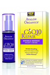 Avalon Organics CoQ10 Repair Wrinkle Defense Night Creme - Avalon Organics крем ночной питательный обновляющий с Q10